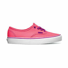 Vans Schuhe Skater Authentic Neon Pink Purple