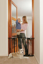 **NEW DREAMBABY SAFETY GATE** Chelsea Extra wide, great for hallways BLACK