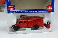 Siku 1/50 - Magirus Citerne Pompiers