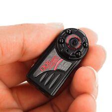 Smallest 1080P HD Night Vision Spy Pinhole Micro Mini Camera HD DVR Recorder