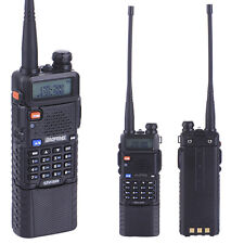 Baofeng UV-5R VHF+UHF Dual Band Walkie talkie 136-174 / 400-520Mhz Two-Way Radio