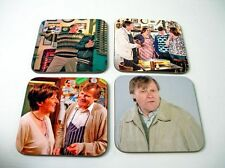 Roy Cropper Coronation St Drinks Coaster Set