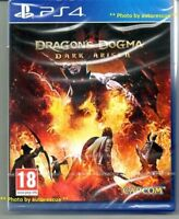 Dragons Dogma Dark Arisen HD 'New & Sealed'   *PS4(Four)*