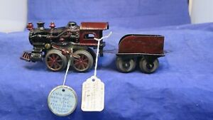 "American Flyer Prewar O Gauge Unusual ""Hershey Express"" Steam Locomotive! CT"