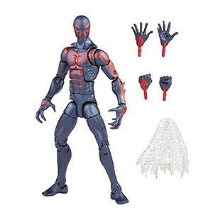 "Hasbro Marvel Legends Series 6"" Action Figure Spider-Man 2099 Retro Figure"
