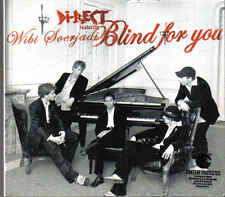 Di Rect feat Wibi Soerjadi-Blind For You cd maxi single digipack