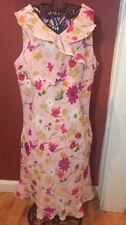 Talbots Kids Girls Sz. 10 Floral Easter to Summer Dress