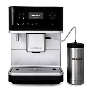 Miele CM6350 Coffee Machine w/ OneTouch for Two - Black - Certified Refurbished