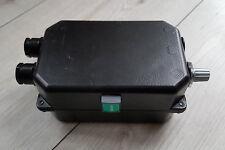 Frequenzumrichter Drehzahlregler VARIMAX MFR 600 für Drehstrommotoren bis 0,37kW