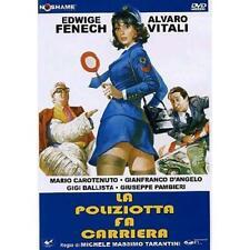 POLIZIOTTA FA CARRIERA LA DVD