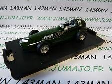 voiture 1/43 BRUMM boite rigide : Formule 1 F1 Vanwall G.P 1958 S. MOSS #18