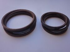 Mtd Yardman Lawnflite 754-0626 754-0629 Pair Pix Drive Belts