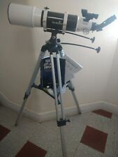 Refractor Telescope By Sky-Watcher 120mm BK1206AZ3. W / Aluminium Tripod.