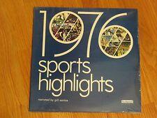 1976 SPORTS HIGHLIGHTS Record SEALED MUHAMMAD ALI Nadia Comaneci USA Hockey