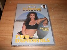 Gunnar Petersons Core Secrets Fundamentals Featuring Brooke Burke (DVD 2003) NEW