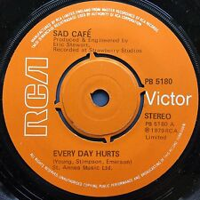 Sade Cafe - Every Day Hurts / Wish This Night Would Never End - RCA PB-5180 Ex