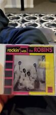 Rockin' with the Robins by The Robins (CD, May-1997, Titan)