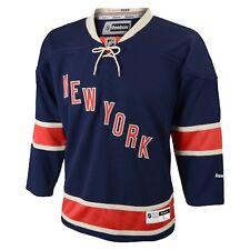Reebok New York Rangers WOMEN Navy Premier Alternate Jersey - XL