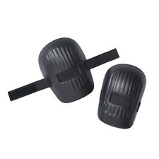1 Pair Blackrock Contractor Knee Pads Overtrouser Fastening Strap Black Light