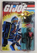 Reproduction packaged G.I. Joe 1985 Cobra Frogman { Code Name: Eels }