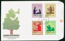 Mayfairstamps China 1993 Taiwan ROC Paren Child Relationship First Day Cover wwr