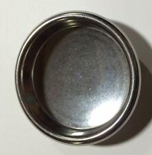 Espresso Machine Group 58mm Filter Basket Blind For Back Flushing