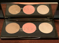 Becca Sunchaser Bronzer, Blush & Highlight Palette Full Size New