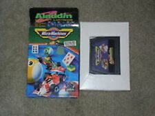 Micro Machines (Aladdin Deck Enhancer version)  (NES, 1993)(Holiday Specials)