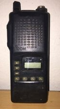 Icom IC-F4S-4 Portable Handheld Communication Two Way Radio