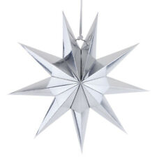 30cm Nine Angles Paper Star Hanging Christmas Lantern Home Party Craft Decor