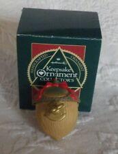 1991 Hallmark Ornament Hidden Treasure Acorn Christmas