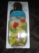 Jarware Mason Canning Jar Cocktail Shaker Lid  Bar Drink Mixer Bartender Tool