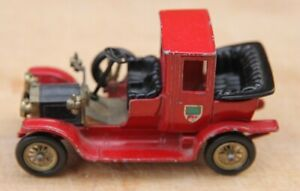 Models of Yesteryear - Matchbox - Packard Landaulet 1912 - Die Cast