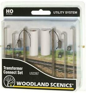 Woodland Scenics Terrain Transformer Connection Set (HO Scale) Pack New