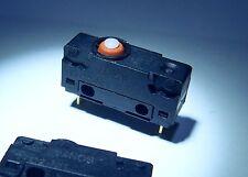 1x Burgess Mikroschalter V4NCS 250VAC 5A, Wasserdicht, (F650 Bremslichtschalter)