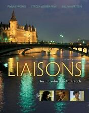 Liaisons: An Introduction to French (with iLrnTM Heinle Learning Center, 4 Ter..