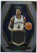 2015-16 Panini Select Swatches Jersey Relic /149 #54 Mario Chalmers Grizzlies