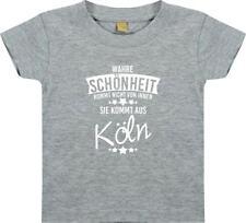 Kinder T-Shirt  Wahre Schönheit kommt aus Köln