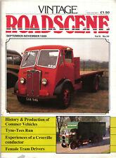 Vintage Roadscene Vol 5 No 20 Commer Corgi Lorries Ambulance Female Tram Drivers