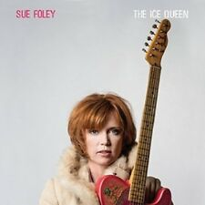 SUE FOLEY - THE ICE QUEEN  CD NEUF