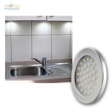 """led-luminaire encastrable """" abl-r90 """",blanc froid 12VDC 270LM éclairage"""