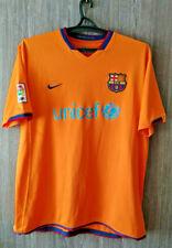 Nike FC Barcelona Football Shirt Soccer Jersey Top Camiseta Maglia Mens Size XL