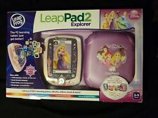 New LeapFrog - Disney Princess LeapPad2 Explorer Learning Tablet - Pink