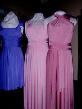 Twist Wrap Multi Way Dress, * Party, Bridesmaid, Gorgeous Colours