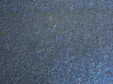 Teflon Navy Blue Pool Table Felt Cloth 9'