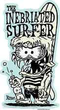 The Inebriated Surfer Sticker Decal Kruse RK40