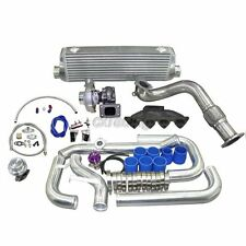 Turbo Kit For 1996-2000 Honda Civic EK B16 B18 B20 Cast Manifold oil return line