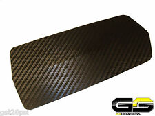 Carbon Fiber Cadillac CTS & CTS-V Coupe Cup Holder Cover