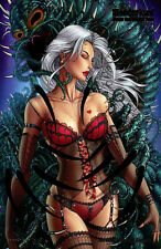 GRIMM FAIRY TALES DOWN THE RABBIT HOLE #4 LTD 250  GLOW IN THE DARK EXCLUSIVE
