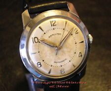 "Orologio  HAMILTON  -  Auto 50""s  -Military Type- Mint Condition - Vintage Watch"